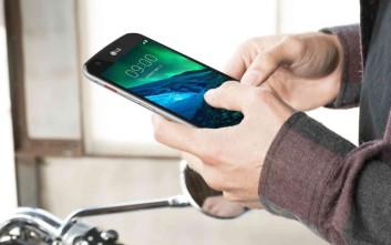 Σχεδιασμένο για ενεργό τρόπο ζωής, το LG X VENTURE σε ακολουθεί σε κάθε περιπέτεια