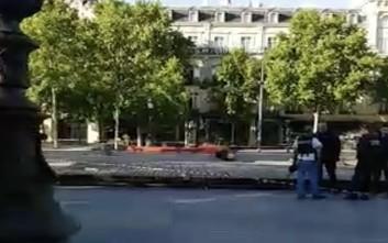Εκκενώθηκε η Place de la République στο Παρίσι