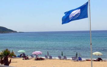 Με οκτώ γαλάζιες σημαίες ξεκινά την καλοκαιρινή περίοδο η Ηλεία