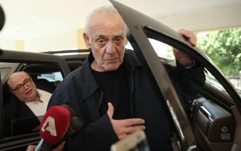 Αίτηση χάριτος σκέφτεται να καταθέσει ο Τσοχατζόπουλος