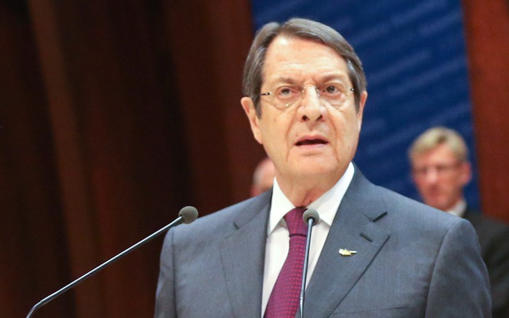 O Αναστασιάδης επανήλθε με νέες δηλώσεις για την πρόταση προς Ακιντζί