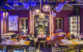Εστιατόρια της Αθήνας που ξεχωρίζουν για το design τους