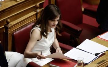 Υπερψηφίστηκε το νομοσχέδιο για τα εργασιακά, καταψήφισε η ΝΔ