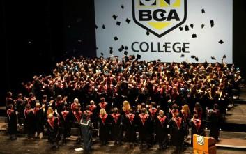 BCA College, 45η τελετή αποφοίτησης στο Μέγαρο Μουσικής Αθηνών