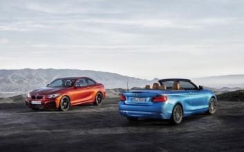 Η νέα BMW Σειρά 2 Coupe και Cabrio