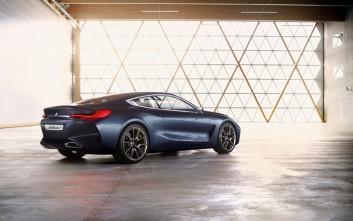 Η νέα BMW Concept Σειρά 8