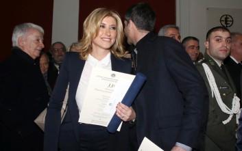 Παντρεύονται στη Σαντορίνη Κοσιώνη - Μπακογιάννης