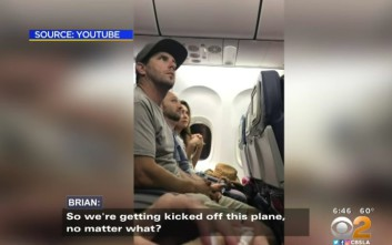 Ανάγκασαν οικογένεια με μωρά να κατέβει από υπεράριθμη πτήση της Delta