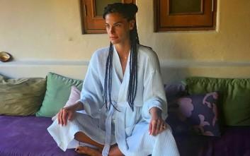 Η Χριστίνα Μπόμπα με νέο λουκ στα μαλλιά που θύμισε… Λάουρα