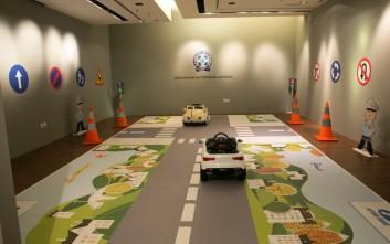 Στη Θεσσαλονίκη η έκθεση ζωγραφικής «Η οδική ασφάλεια μέσα από τα μάτια των παιδιών»