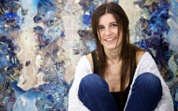 Έκθεση της Ντένης Θεοχαράκη στη γκαλερί Ευριπίδη