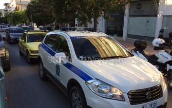 Απέδρασε κρατούμενος από το αστυνομικό μέγαρο Ηρακλείου