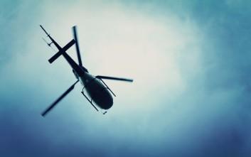 Ελικόπτερο ιδιώτη προσγειώθηκε σε παραλία στο Πήλιο
