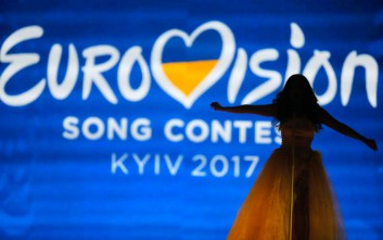 EUROVISION 2017 ΚΙΕΒΟ ΟΥΚΡΑΝΙΑ