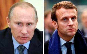 Φλέγεται η Μέση Ανατολή: Ανησυχούν Πούτιν και Μακρόν