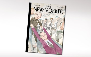 Ο New Yorker καυτηριάζει την αποπομπή του επικεφαλής του FBI