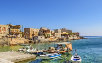 Γερολιμένας, το «ιερό λιμάνι» της Μάνης