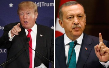 Τραμπ προς Ερντογάν: Κάνε κάτι για τον φυλακισμένο Αμερικανό πάστορα