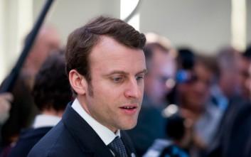 Ο Μακρόν τιμά «τις γαλλικές στρατιωτικές δυνάμεις που βοήθησαν στην απελευθέρωση της Μοσούλης»