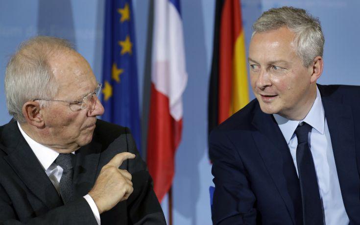 Γερμανικά ΜΜΕ για το ελληνικό χρέος: Μόνο ο Σόιμπλε επιμένει