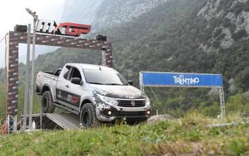 Το Fiat Fullback διακρίνεται στη Ρωσία