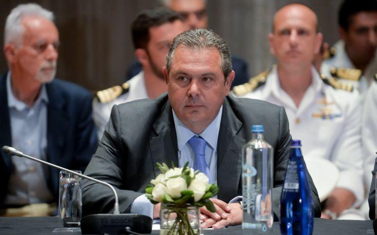 Καμμένος: Ο ελληνικός λαός είναι έτοιμος να αντιμετωπίσει οποιαδήποτε πρόκληση