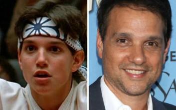 Πώς είναι σήμερα το καστ του Karate Kid
