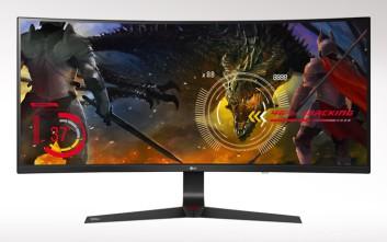Η LG ανακοινώνει την πολυαναμενόμενη 21:9 Ultra Wide Gaming οθόνης UC89G