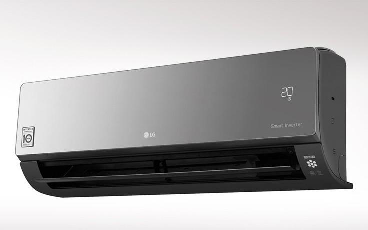 Καιρός για Smart κλιματιστικό με τη μοναδική προσφορά της LG Electronics