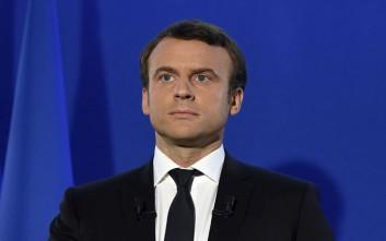 Μακρόν: Ευχαριστώ τον γαλλικό λαό, έχω επίγνωση του θυμού και της αμφιβολίας που εξέφρασε