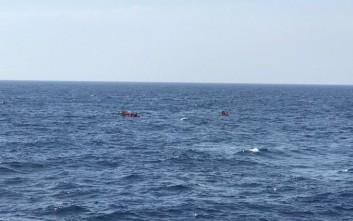 Νέα τραγωδία στη Μεσόγειο με τουλάχιστον 34 μετανάστες νεκρούς