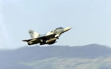 Καλά στην υγεία του ο πιλότος του Mirage 2000 που κατέπεσε