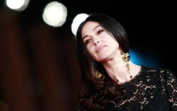 Η Μόνικα Μπελούτσι απορρίπτει τις υποψίες εις βάρος της για φοροδιαφυγή