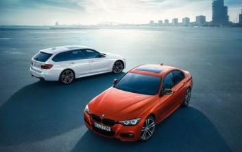Η BMW σειρά 3 αποκτά τρεις νέες εκδόσεις