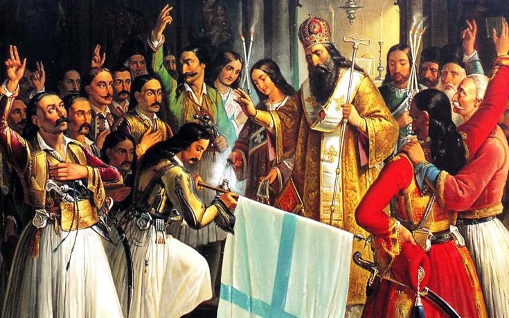 ΝΑΥΠΛΙΟ ΘΕΟΔΩΡΟΣ ΒΡΥΖΑΚΗΣ ΕΠΑΝΑΣΤΑΣΗ 1821