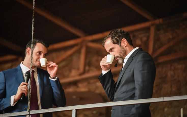 Ο νικητής του διαγωνισμού Nespresso Coffee Expert ετοιμάζεται για τη Βραζιλία