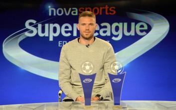 Λάμψη αστέρων στην απονομή του Επάθλου Novasports Super League 2016-2017