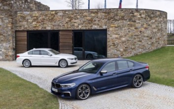 BMW 530e iPerformance, το απόλυτο εργαλείο για businessmen