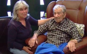 Ο γάμος του σε ηλικία 101 ετών έφερε αναταράξεις στην οικογένεια