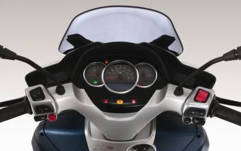 Ανάκληση 40 μοτοσικλετών από την Piaggio