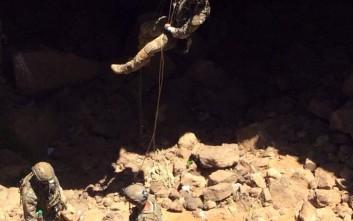 «Ανυπόμονος Λέοντας» στην έρημο της Ιορδανίας με τους Έλληνες κομάντος να διαπρέπουν