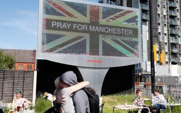 Πενήντα άνθρωποι εξακολουθούν να νοσηλεύονται μετά την επίθεση στο Μάντσεστερ