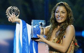 ΕΛΕΝΑ ΠΑΠΑΡΙΖΟΥ EUROVISION 2005
