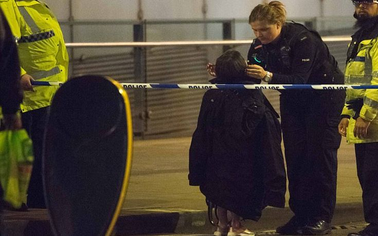 Νέο βίντεο με σκηνές αλλοφροσύνης μετά την επίθεση στο Μάντσεστερ