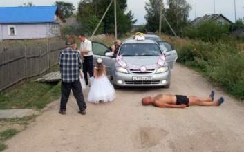 Μια τυπική μέρα στη Ρωσία