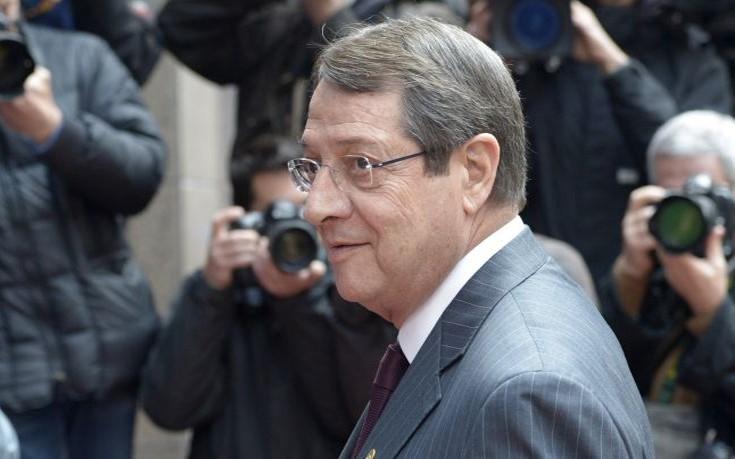 Επανεξελέγη πρόεδρος της Κύπρου ο Νίκος Αναστασιάδης