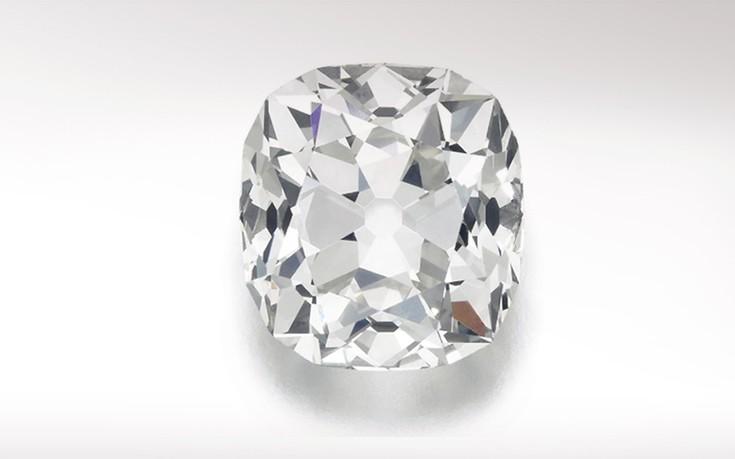 Το φο μπιζού που αποδείχτηκε διαμάντι 26 καρατίων