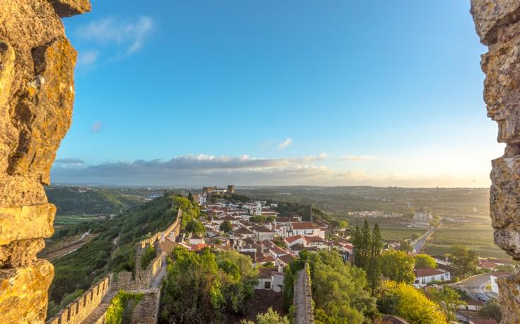Η μεσαιωνική καστροπολιτεία στην Πορτογαλία