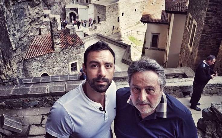 Ο Σάκης Τανιμανίδης απαντά για τη σημερινή προβολή του Survivor