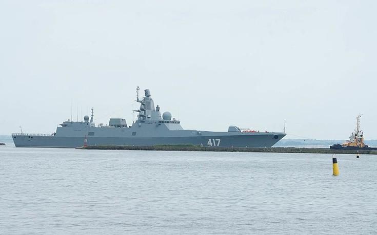 Τη «Ferrari» των φρεγατών είναι έτοιμο να αποκτήσει το πολεμικό ναυτικό της Ρωσίας